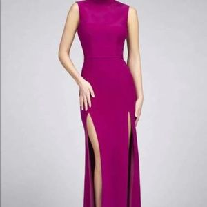 New with tags Mac duggal Ieena dress gown size 4